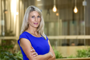 Lucie Jamborová, nová firemní právnička společnosti Hartmann-Rico