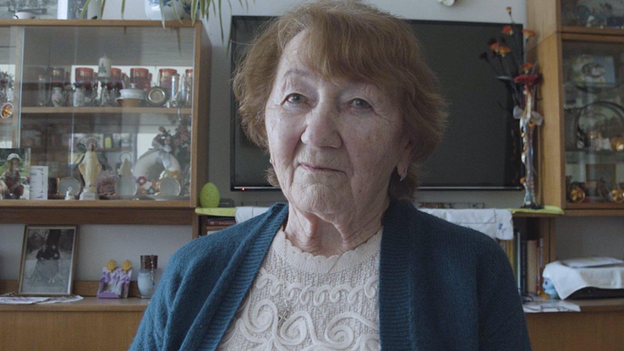 Marie Sehnoutková.