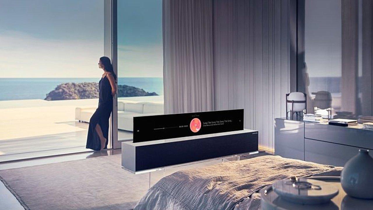 Cena televize LG Signature OLED TV R s 65