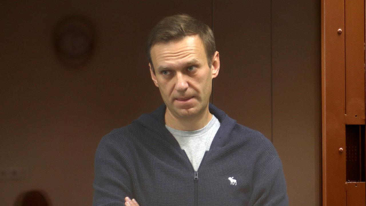 Tvrdě proti opozici. Alexej Navalnyj je nejviditelnější ruský opozičník.