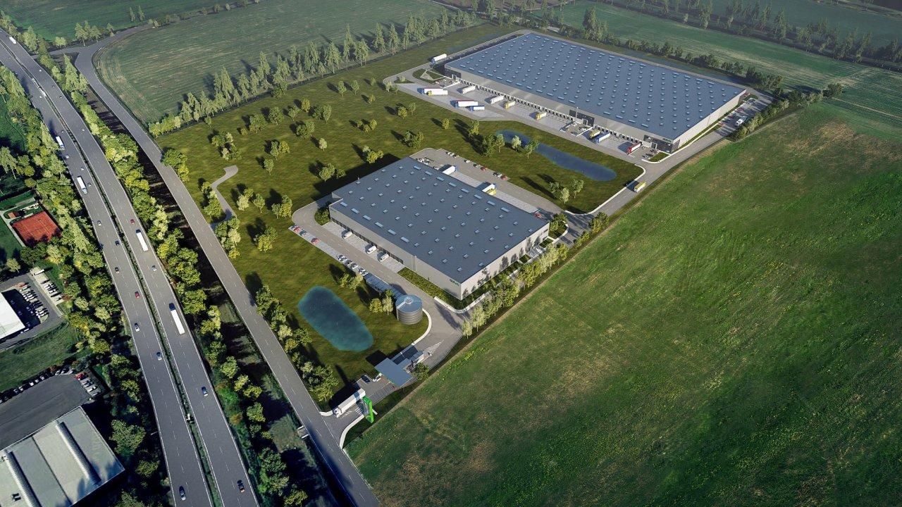 GLP, investor a developer skladů a logistických parků, zahájil výstavbu logistického parku v pražských Chrášťanech o rozloze 51 tisíc metrů čtverečních, z nichž si 40 tisíc pronajala Alza.cz.