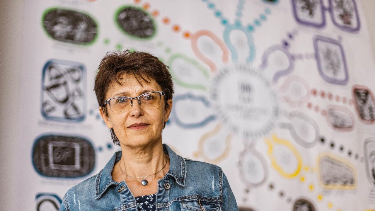 Eva Hurychová učí dějepis na jihlavském gymnáziu. Její srdeční záležitostí se stala Dějepisná soutěž studentů gymnázií. I letos se její studenti probojovali do první desítky.