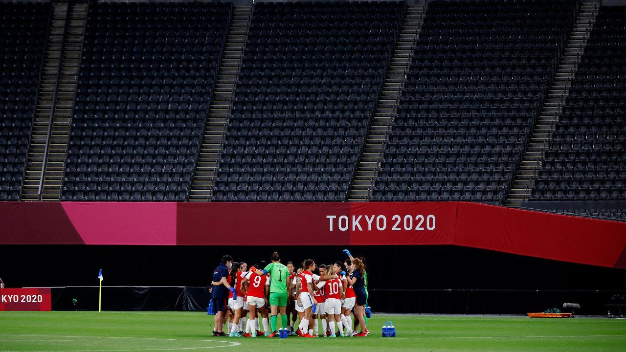 Letošní olympiádu budou lidé moci sledovat jen vtelevizi. Prostor pro sponzory bude ještě menší než dříve