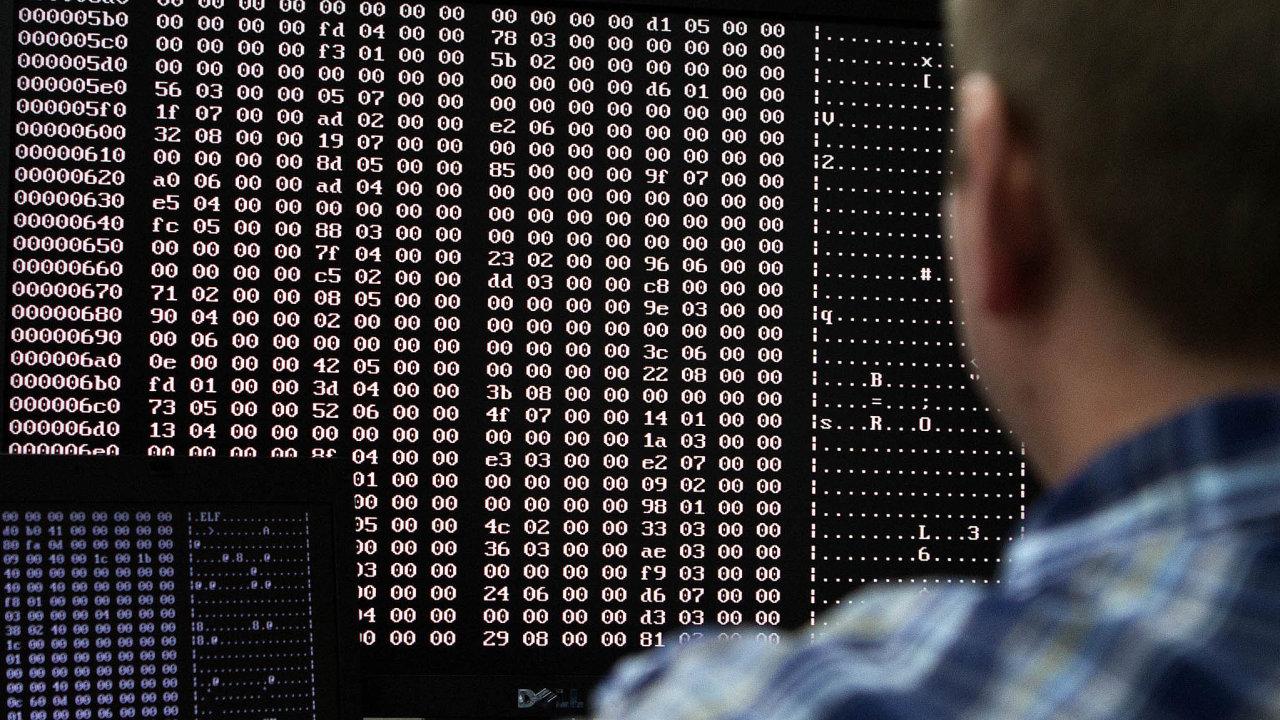 Za třetinou útoků u nás stál jediný malware.