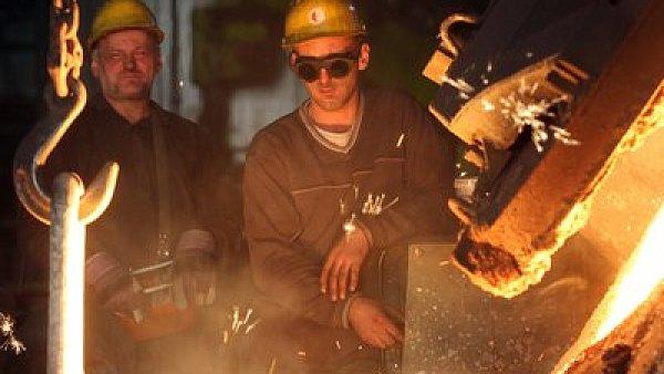 Meziměsíčně klesly ceny průmyslových výrobců o 0,4, meziročně ale o 3,2 procenta – ilustrační foto.
