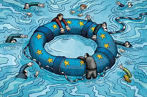 Eurozóna se topí v dluzích