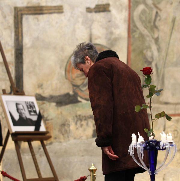 Smutek nad smrtí Václava Havla