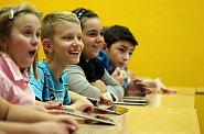 Hejného metoda výuky matematiky se poprvé promítla i do hry na mobily. Děti díky ní samy objeví řešení úloh