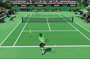 Virtua Tennis 4: Příjemné pinkání do kapsy se slepicemi jako bonusem