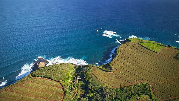 Ostrov  Lanai