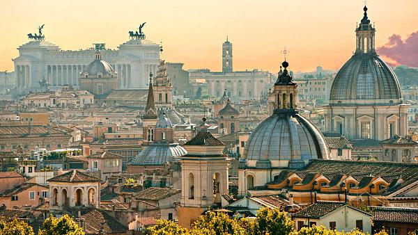 Svačina by se vám v Římě mohla prodražit.