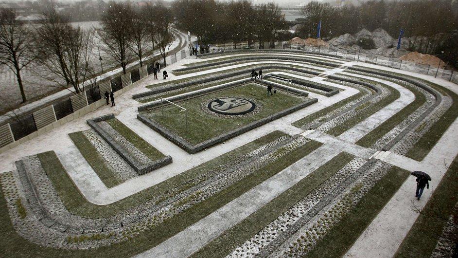 Hřbitov fanoušků Schalke