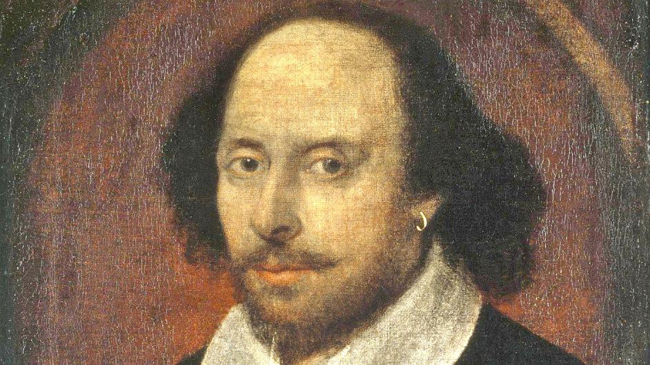 Portrét, na němž má William Shakespeare náušnici, vlastnil anglický vévoda z Chandosu.