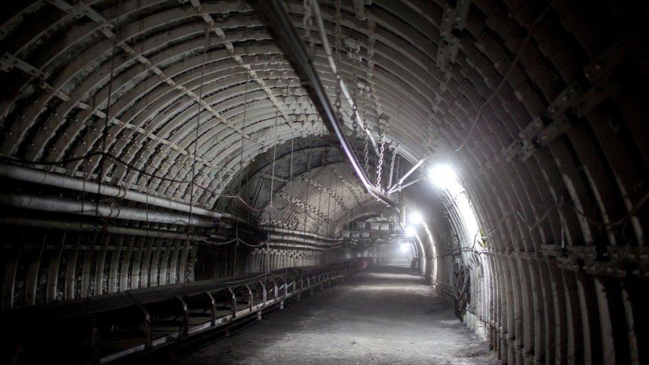 Tunel, ilustrační foto