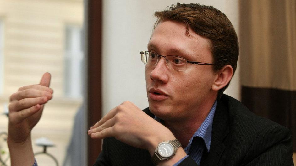 Jiří Mikeš, investor: