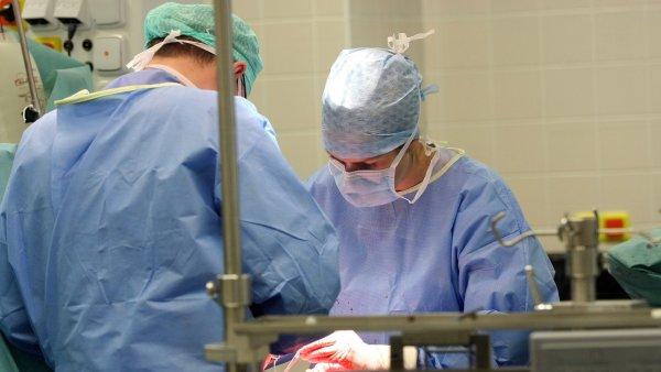 Lékaři dostanou přidáno - Ilustrační foto.