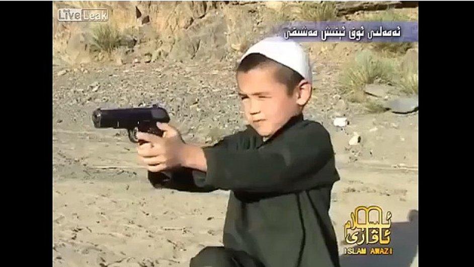 Výcvik islamistů