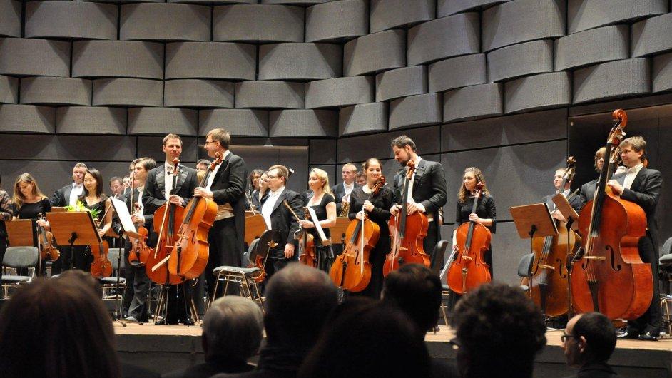 PKF v dubnu absolvovala turné po Německu a Rakousku. Na snímku z koncertu v Cáchách.