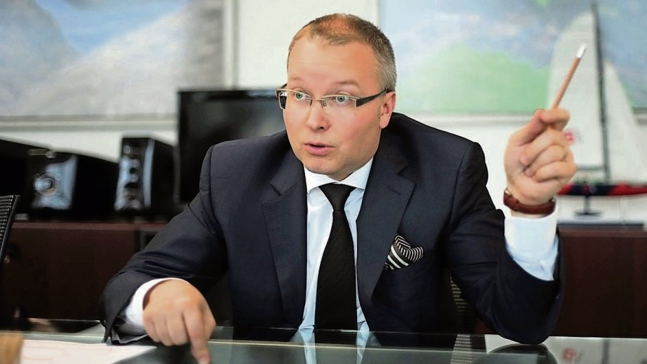 Bývalý ministr životního prostředí Tomáš Chalupa