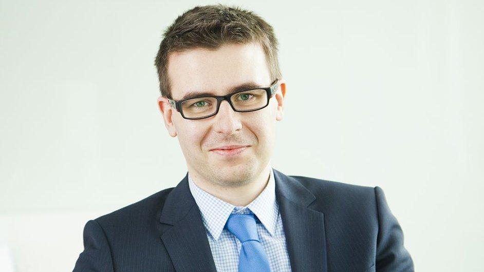 Jiří Kropáč, šéf AVG virové laboratoře