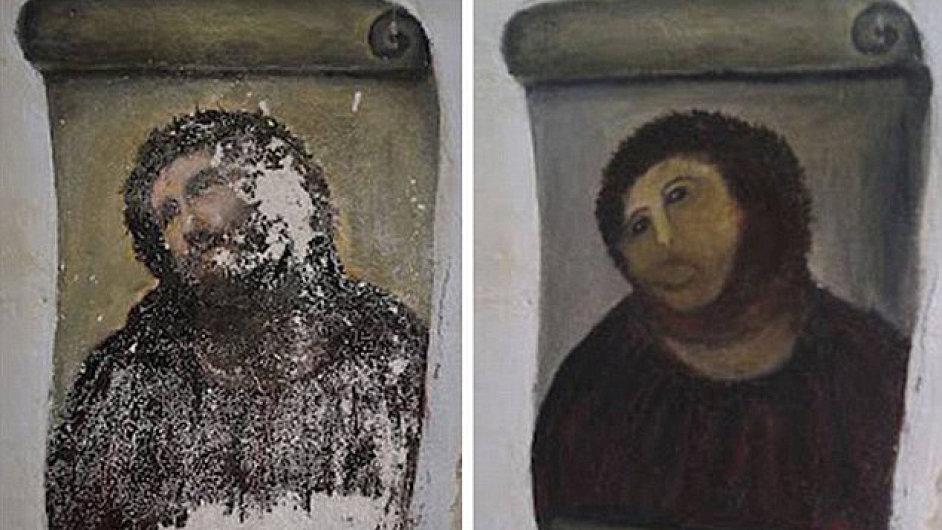 Ježíš Kristus před a po