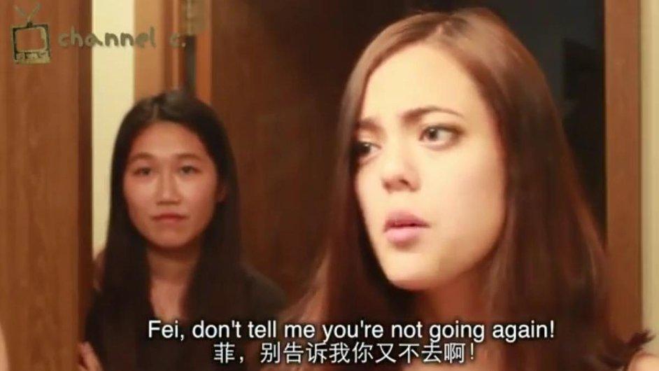 Proč čínští studenti nechodí na party.