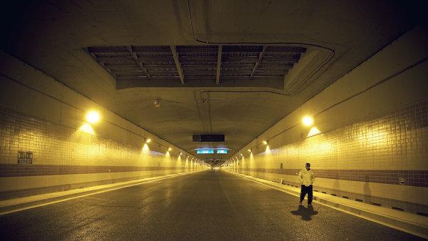 Tunel Blanka - Ilustrační foto.