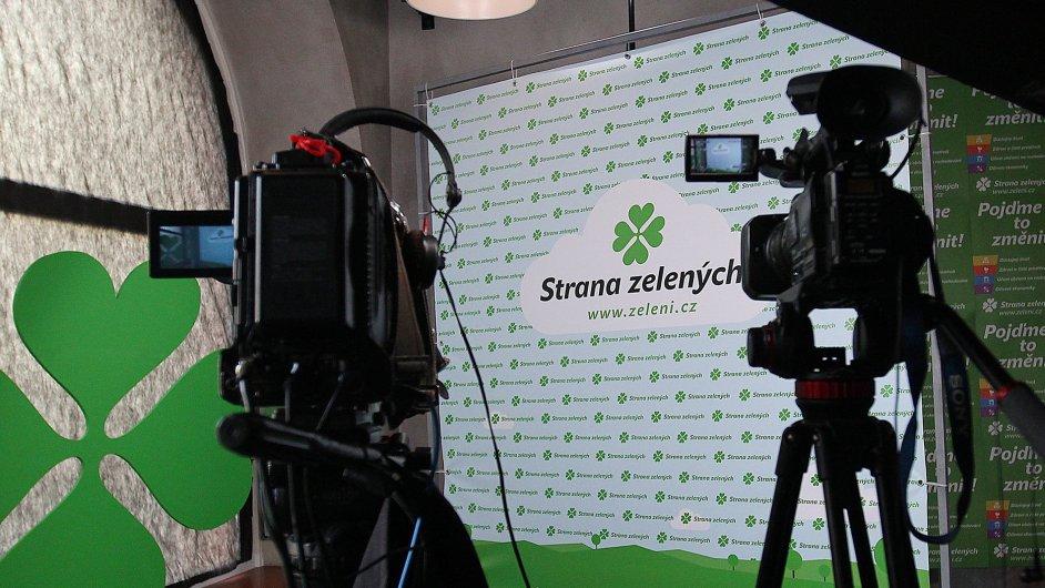 Strana zelených