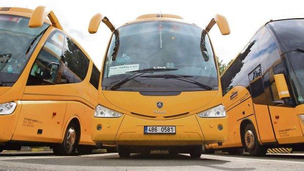 Student Agency je nejsilnější dálkový dopravce v Česku