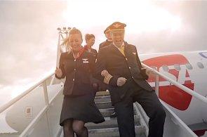 Nejlepší internetová videa: Zatančíte si s českými aerolinkami, nebo se držíte při zemi?