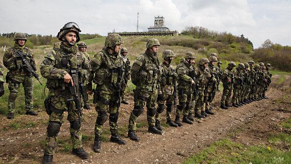 Armáda, ilustrační foto