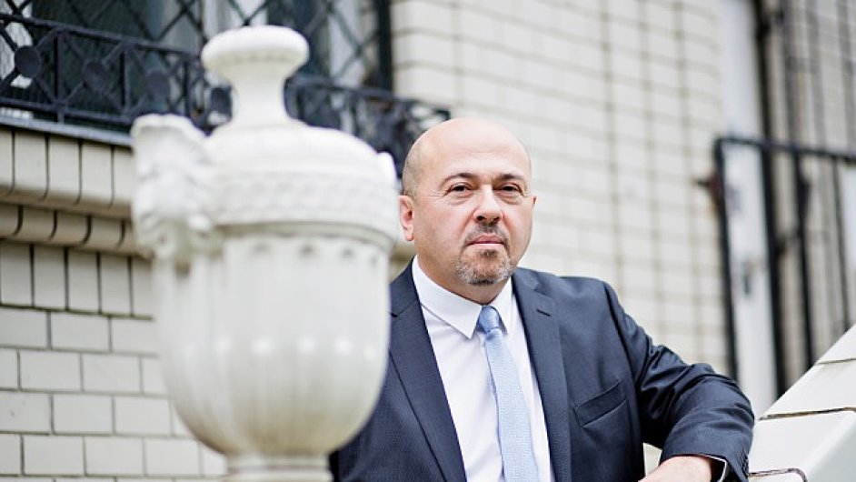 Gary Koren, velvyslanec Státu Izrael v ČR