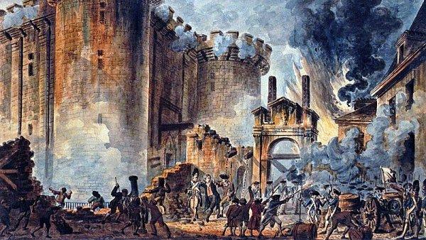 Pád Bastily