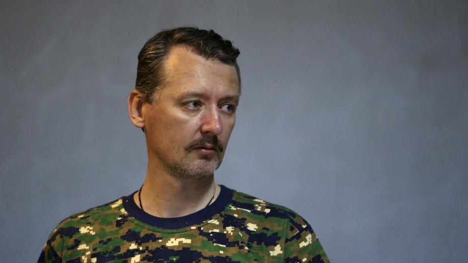 Igor Strelkov, proruský separatista.
