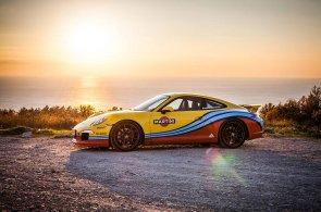 Porsche obléklo své modely do legendárního dresu stáje Martini