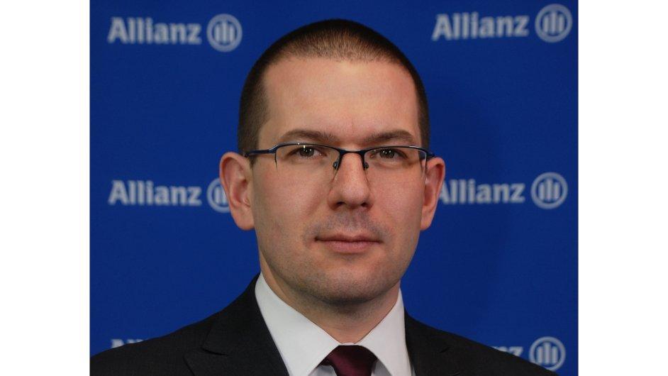 Aleš Jelínek, člen představenstva Allianz pojišťovny
