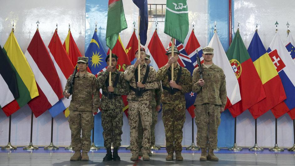 Akt k ukončení bojového působení NATO a USA v Afghánistánu