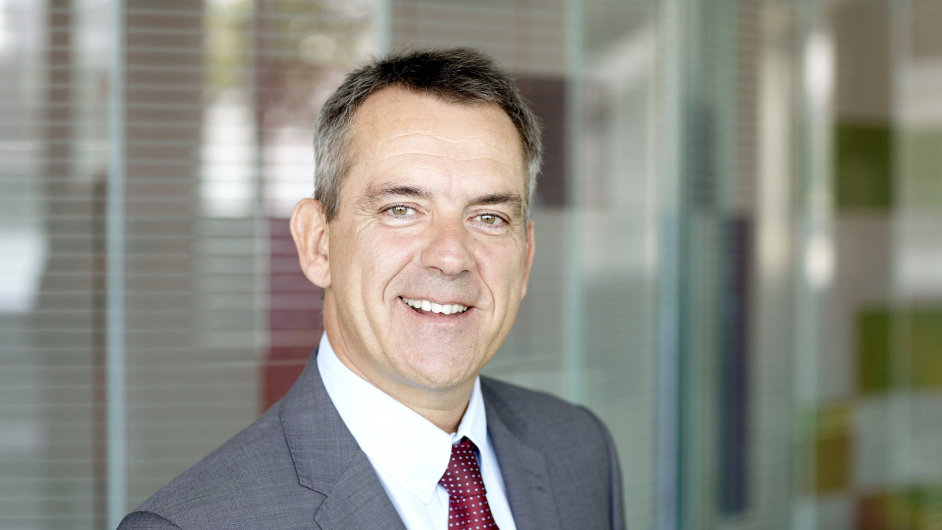 Místopředseda představenstva společnosti Cetelem Emmanuel Bourg.
