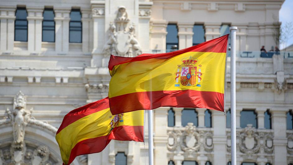 Španělský hrubý domácí produkt rostl nejrychleji od roku 2007 - ilustrační foto.