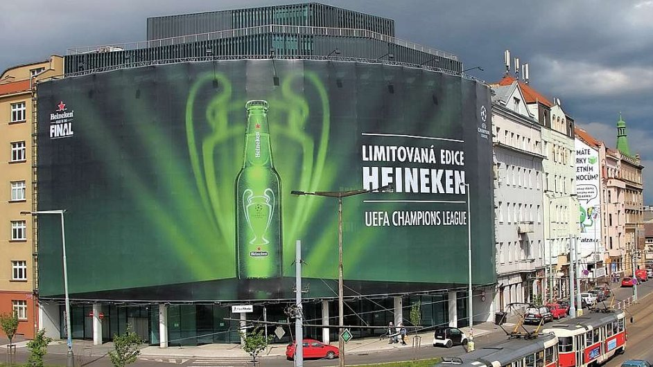 Heineken má 22 programů společenské odpovědnosti
