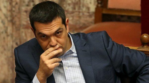 Odpu�t�n� ��sti dluhu Alexis Tsipras �ek�m sl�bil a vyhr�l volby. Nyn� mu tento c�l p�ibli�uj� uprchl�ci.