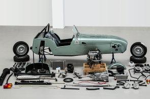 Příběh jednoho Caterhamu: Jak jsem si (ne)postavil auto
