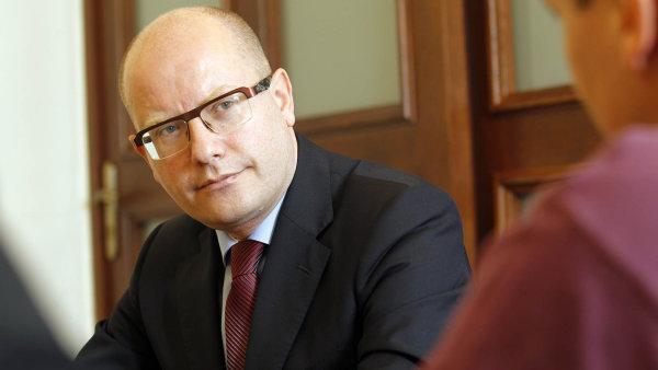 Premiér Bohuslav Sobotka tvrdí, že Česku bezprostředně žádný teroristický útok nehrozí - Ilustrační foto.