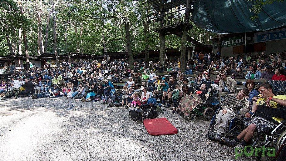Festival Porta (na snímku z loňského roku) se letos bude po deváté konat i v Lesním divadle v Řevnicích.