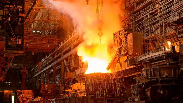 USA připravuje cla na dovoz ocelářských výrobků - Ilustrační foto.