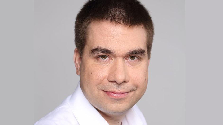 Petr Ryska, generální ředitel společnosti DNS