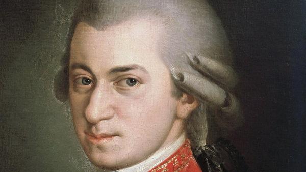 Dlouho ztracen� spole�n� d�lo Mozarta a Salieriho nalezeno v Praze.
