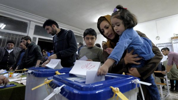 Volby v �r�nu se p�tkr�t prodlu�ovaly - Ilustra�n� foto.