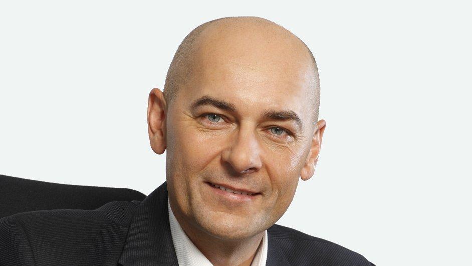Petr Chvátal, generální ředitel přepravní společnosti PPL