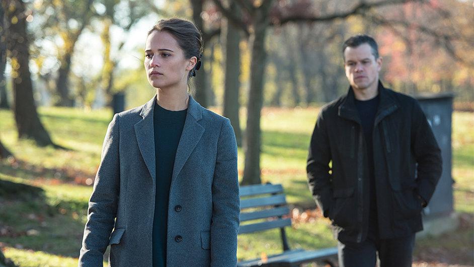 Snímek Jason Bourne od čtvrtka promítají také česká kina.